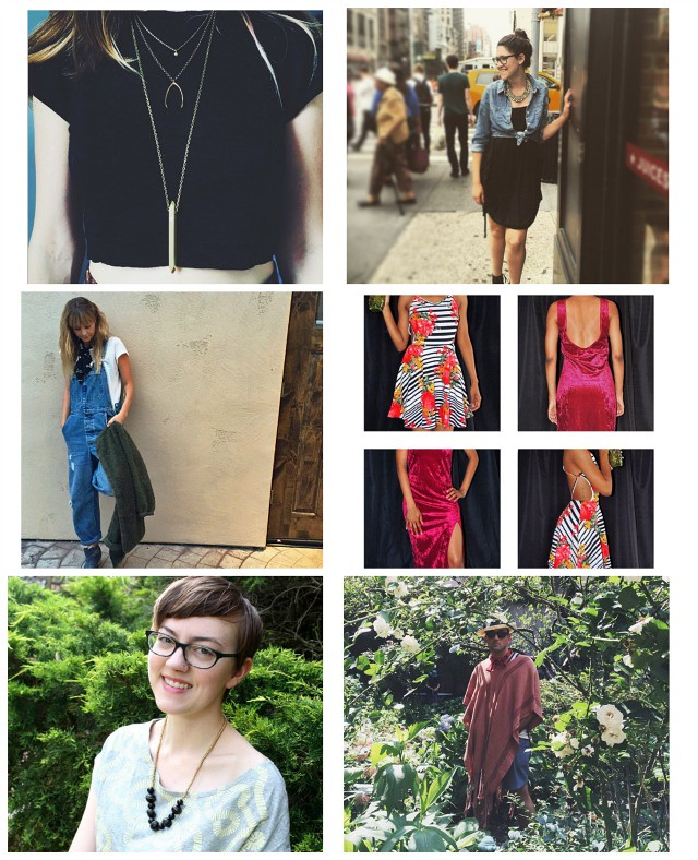 Individuals who challenge myths about ethical fashion