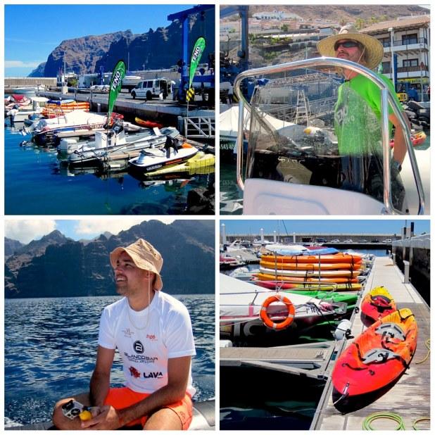 Kayak con Teno Activo