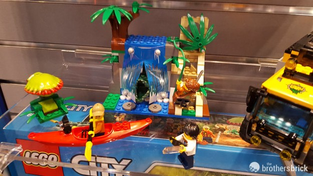 Summer 2017 LEGO City Jungle sets revealed at New York Toy Fair 2017 ...