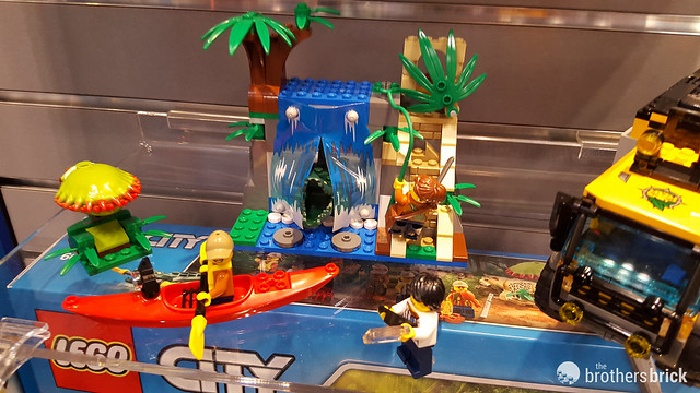 Summer 2017 LEGO City Jungle sets revealed at New York Toy Fair 2017     2017 02 18 08 12 30