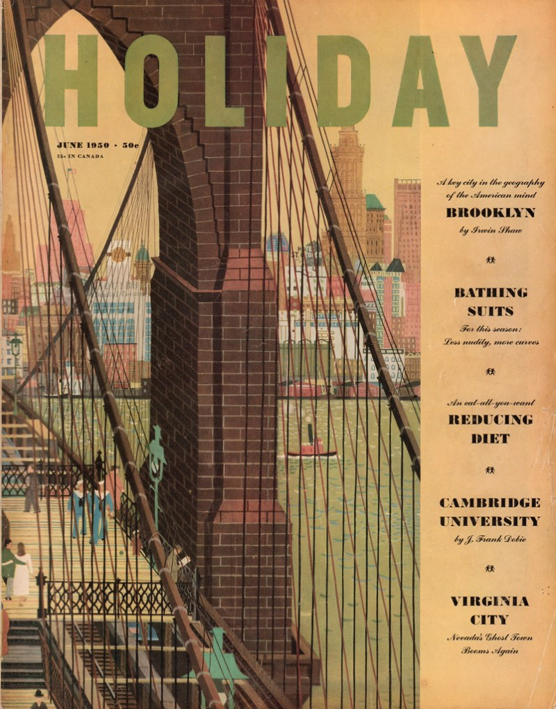 Holiday (June 1950)