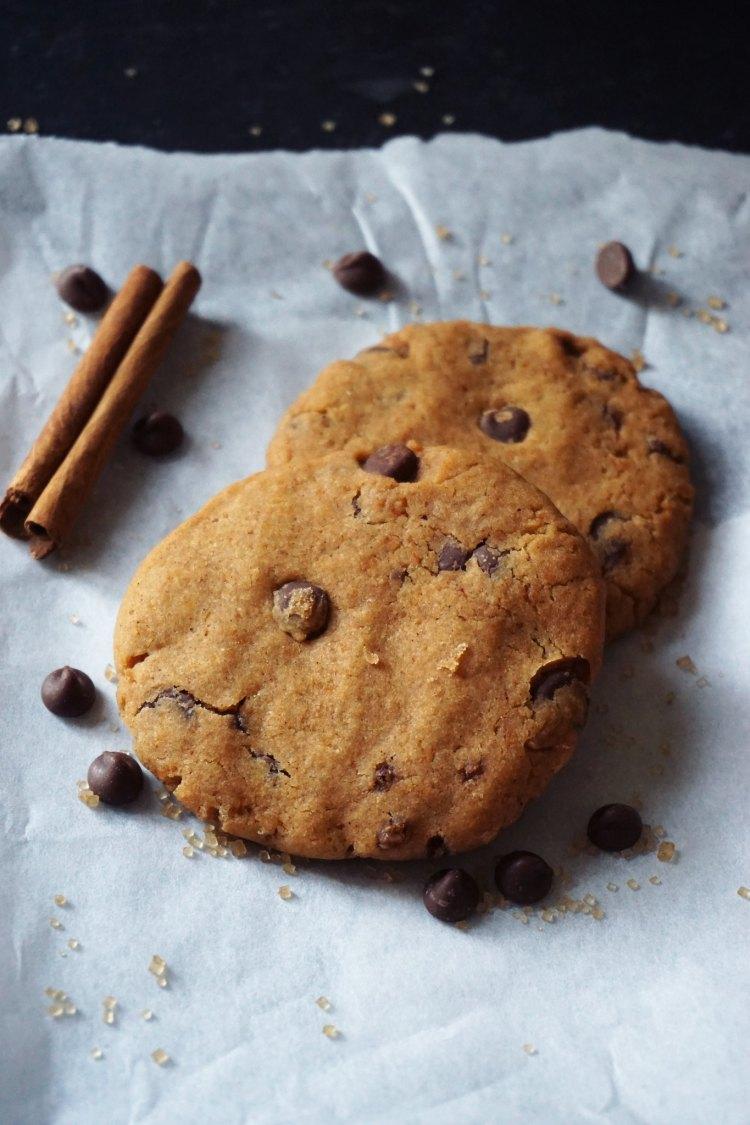 Chewy Sweet Potato Gingerbread Cookies | Gluten Free ...