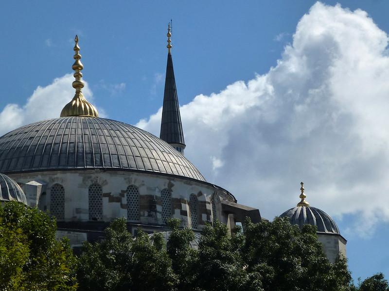 Turquie - jour 23 - Balades poétiques et visages stambouliotes - 001 - Sultanahmet
