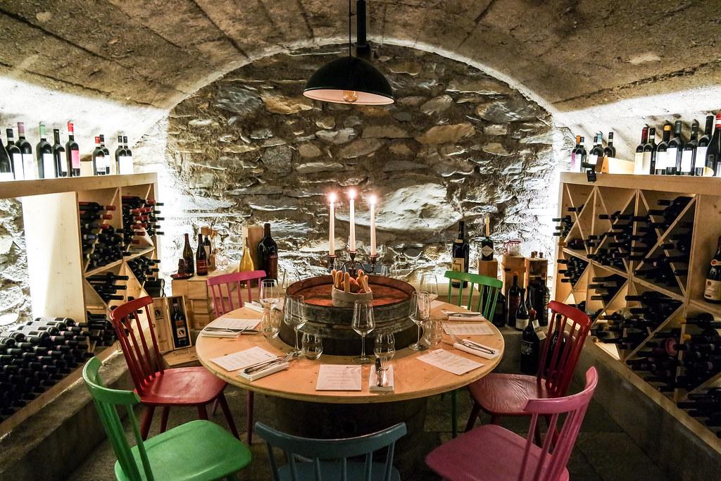 The Cellar, Hotel Tremoggia