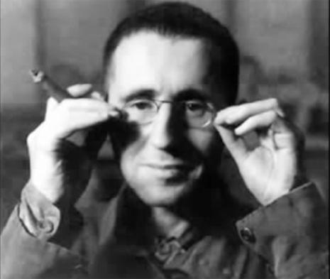 15f07 Bertolt Brecht - An die Nachgeborenen