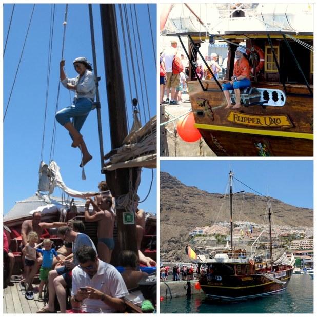 Flipper Uno Tenerife