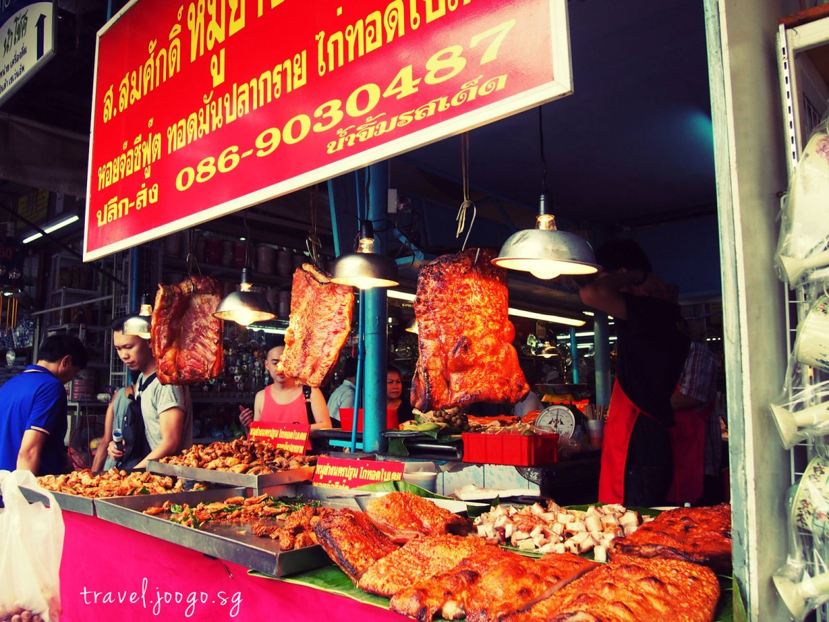 chatuchak food - travel.joogo.sg