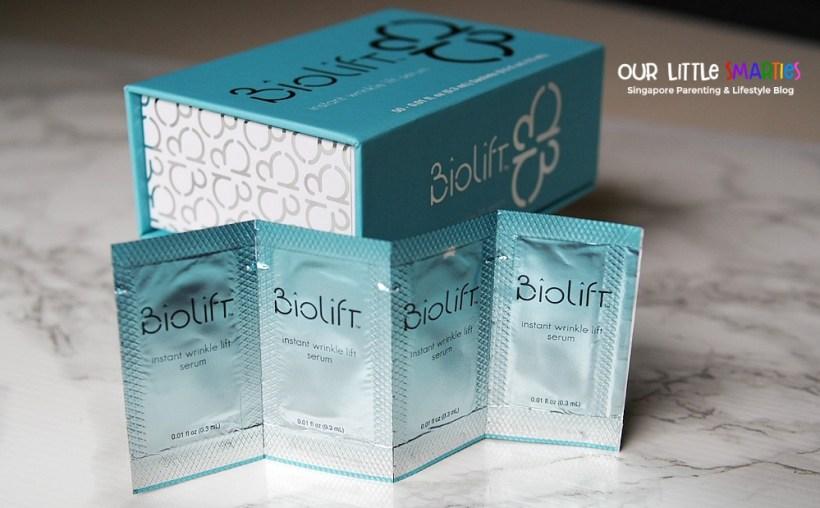 Biolift Instant Wrinkle Lift Serum