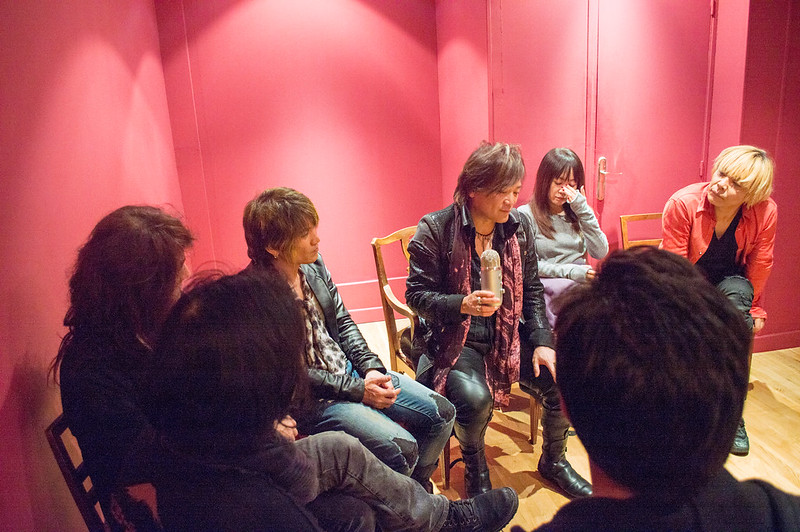 Entrevista a Jam Project
