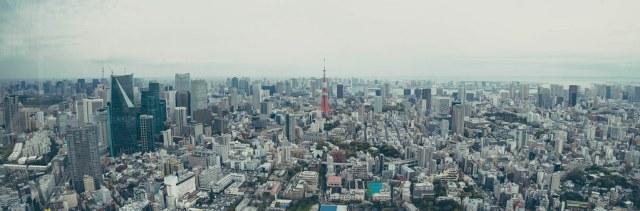 Tokyo Sights - Shibuya, Roppongi Hills and Re-Visiting Harajuku