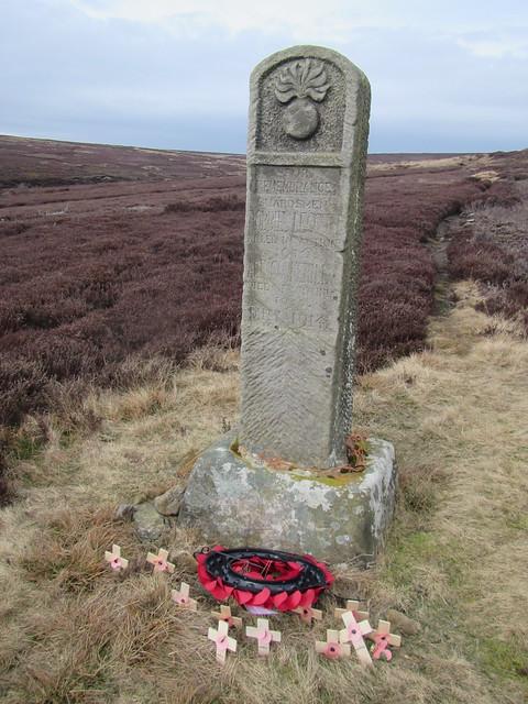 War Memorial, Commondale Moor