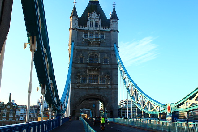TOWER BRIDGE - Jan 2nd, 2017