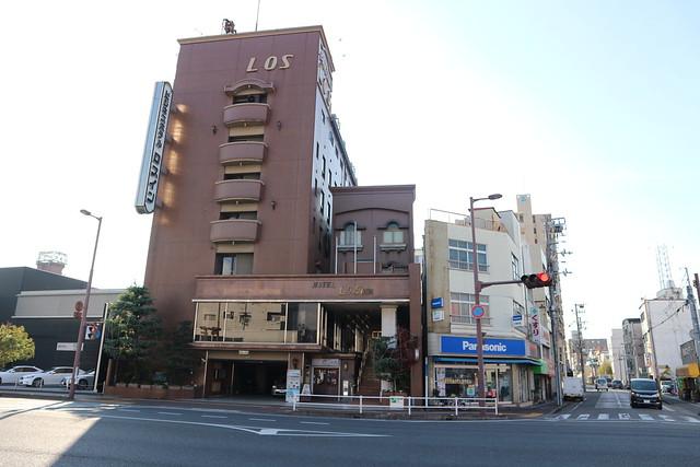 Dónde dormir y alojamiento en Kochi (Japón) - Hotel Los Inn Kochi. ViajerosAlBlog.com