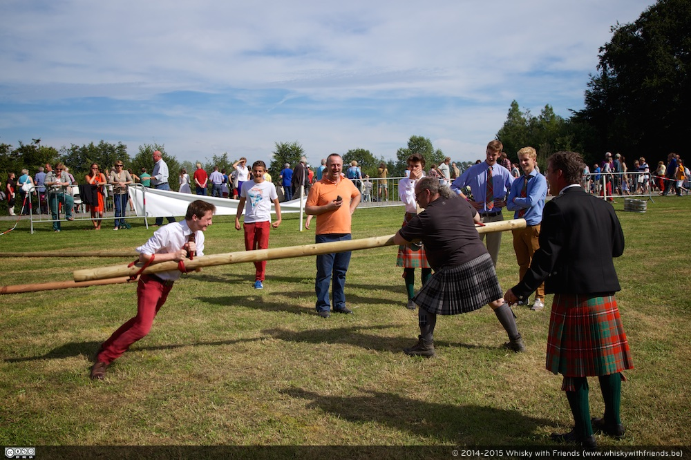 Doe mee aan de Alternative Highland Games