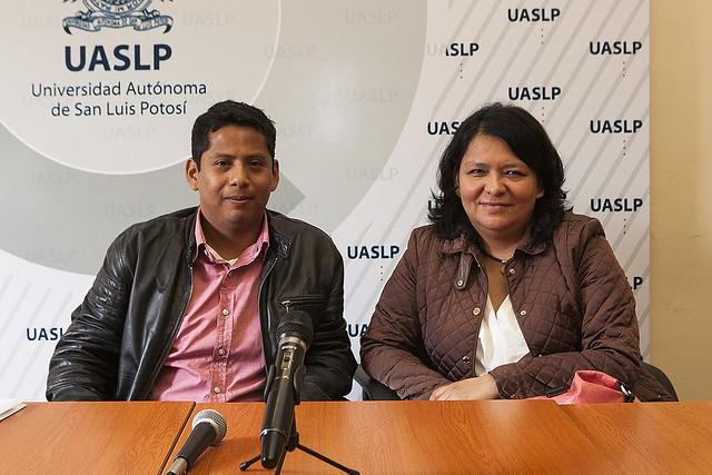 Doctorante de la UASLP obtiene premio en España por estudio cognitivo de menores de edad.