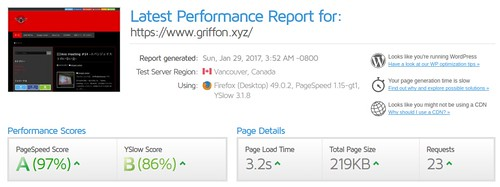 griffonxyz_gtmetrixresult