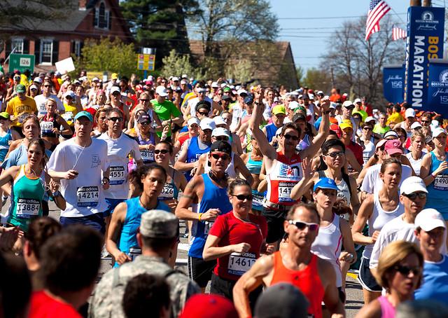 Inscripciones Maratón de Boston 2016