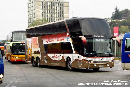 Queilen Bus - Puerto Montt - Modasa Zeus 3 / Volvo (GYPS38)