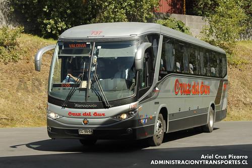 Cruz del Sur - Ancud - Marcopolo Paradiso 1050 / Mercedes Benz (CLGG94)