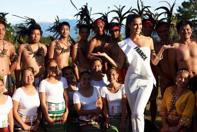 65th Miss Universe Competition - Contestants Visit Baguio, Philippines + Benjamin Askinas