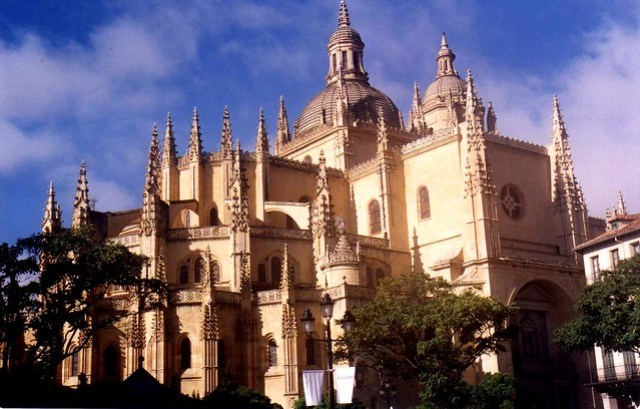 Catedral de Segovia. Que ver en Segovia en 1 dia