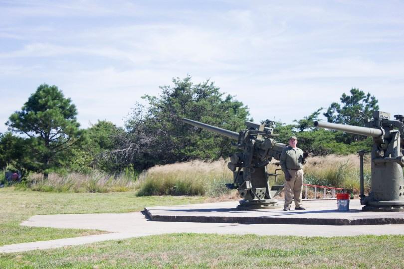 fort-miles-delaware-battery-demonstration