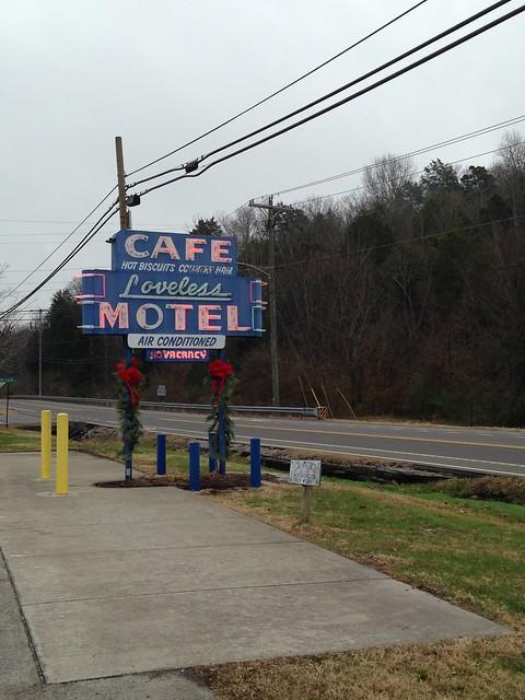 Loveless Cafe, Nashville TN