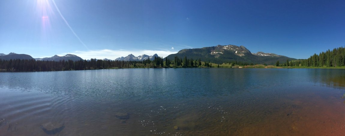 Molas Lake Campground 7