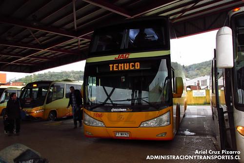 JAC - Temuco - Modasa Zeus / Mercedes Benz (FTWH47)