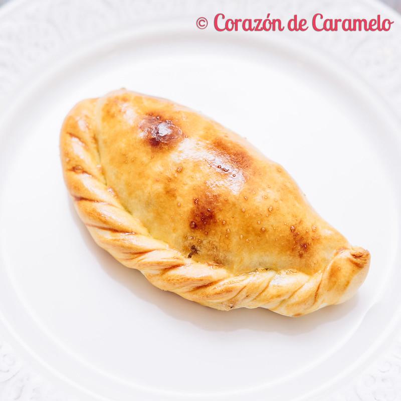 Receta empanada argentina de carne