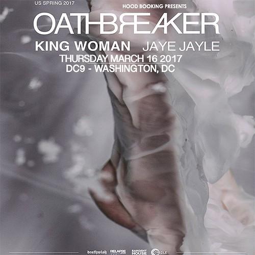 Oathbreaker at DC9