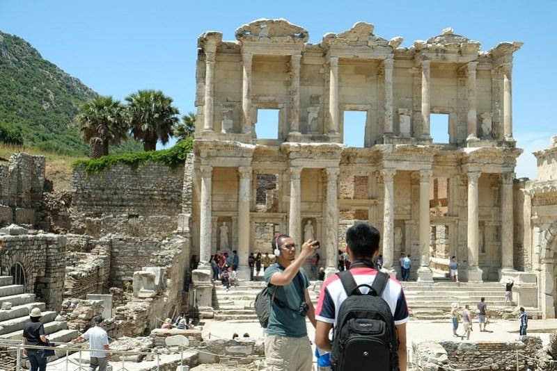 Ephesus 7 - Celcus Library