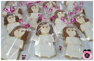 galletas muñeca comunion lucia