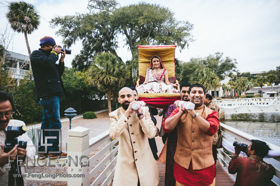 Dipal & Vinay | Wedding & Reception | Hilton Head Island Indian Wedding Photographer