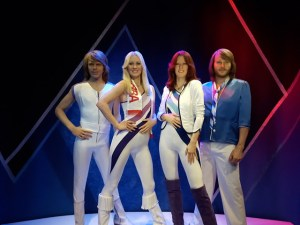 Dancing at ABBA - The Museum