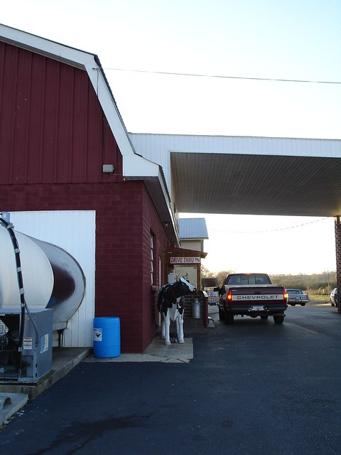 Wright Dairy Drive-Thru, Alexandria AL