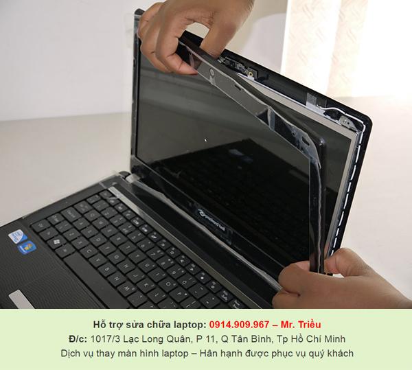 Tại sao màn hình laptop lại bị hư hại, cần kiếm chỗ thay màn hình laptop giá rẻ ở trong Sài Gòn?