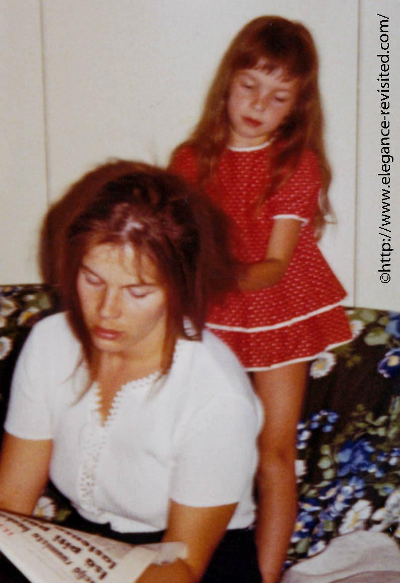äiti ja tytär