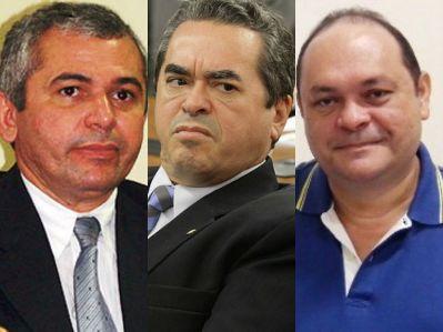 Não quer calar. Que tal instalar nepotismômetro em Santarém?, Nélio Aguiar, Lira Maia e Von
