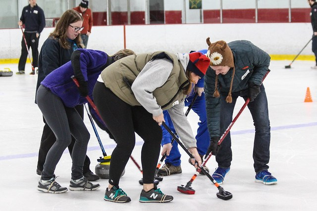 Learn to Curl - January 13, 2017
