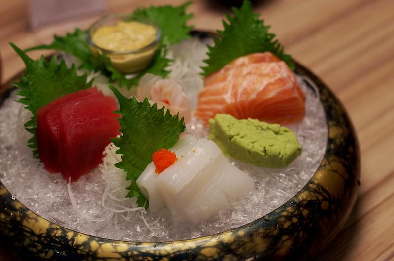 sashimi moriawase kitsho hotel jen manila