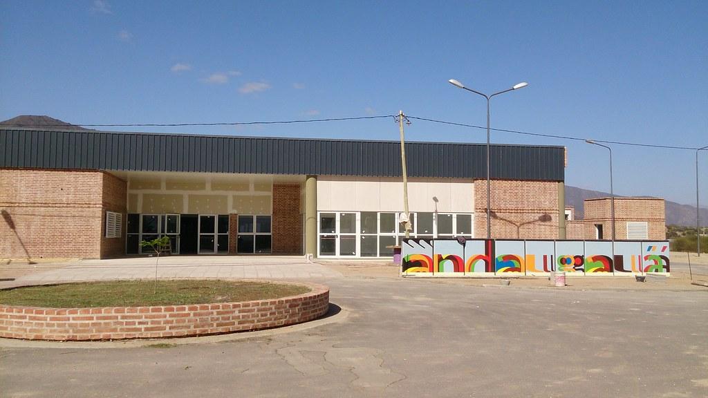 Nuevo hospital en Andalgalá