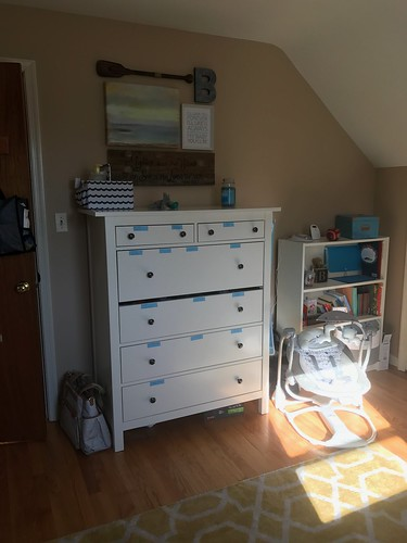 Baby boy nautical Nursery tour