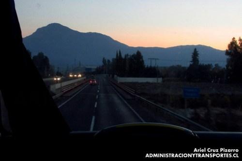 Buses ETM - Amanecer - San Francisco de Mostazal