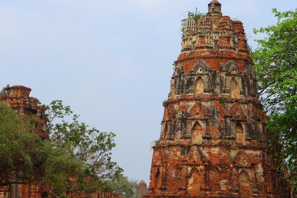 Thaïlande - Ayutthaya - 007 - Wat Maha That