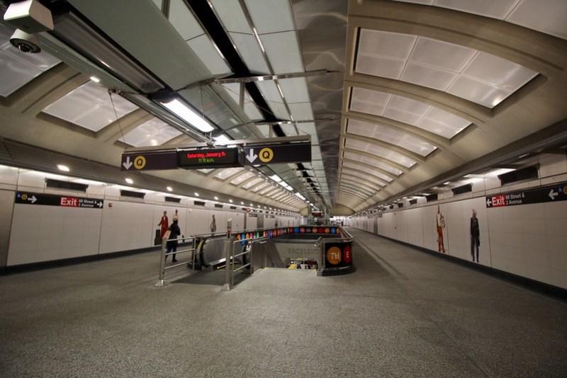 72nd street station