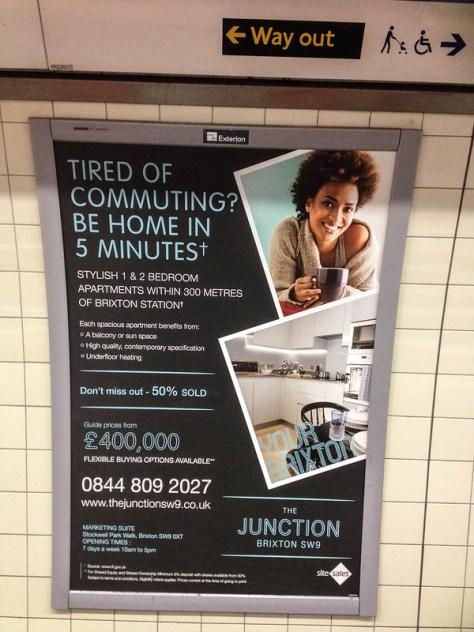 Brixton Tube