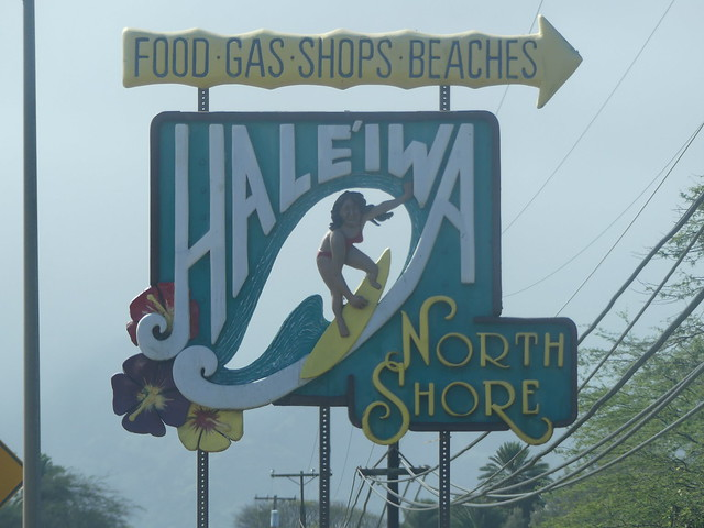 Things to do on Oahu: Visit Haleiwa