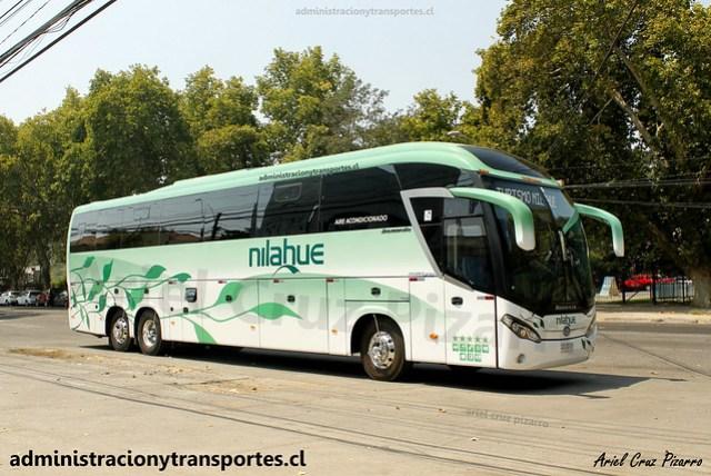 Buses Nilahue | Santiago | Mascarello Roma 370 - Volvo / JJJC29