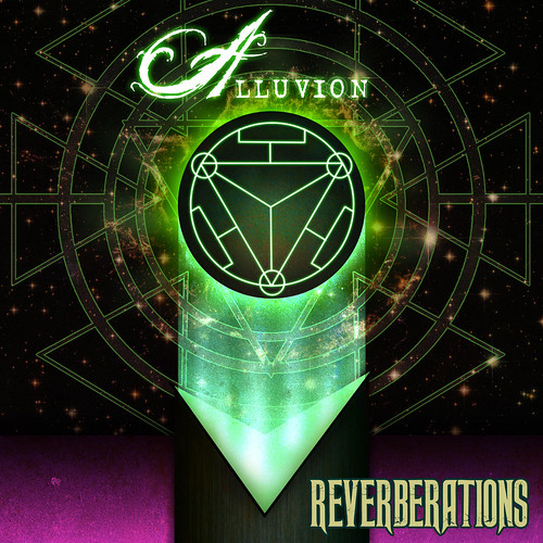 Cover of Reverberations by Alluvion